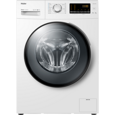Haier HW100-B1439N 10Kg Washing Machine with 1400 rpm - White - A+++ Rated