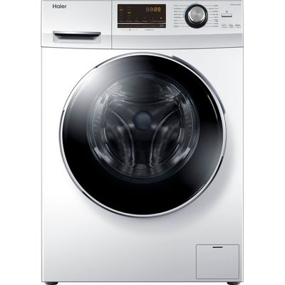 Haier HW90-B14636 9Kg Washing Machine with 1400 rpm - White - A+++ Rated