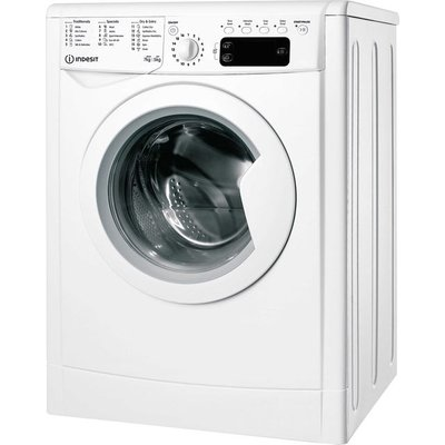 Indesit IWDD75145UKN 7Kg / 5Kg Washer Dryer with 1400 rpm - White - F Rated