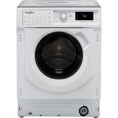 Whirlpool BIWMWG91484UK Integrated 9Kg Washing Machine with 1400 rpm - White - C Rated