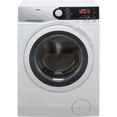 AEG ProSteam Technology L7FBE942CA Wifi Connected 9Kg Washing Machine with 1400 rpm - White - C Rated