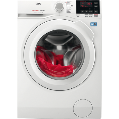 AEG ProSense Technology L6FBG141R 10Kg Washing Machine with 1400 rpm - White - A+++ Rated