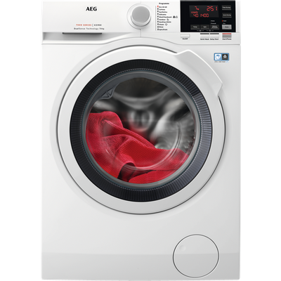 AEG DualSense Technology L7WBG741R 7Kg / 4Kg Washer Dryer with 1350 rpm - White - A Rated