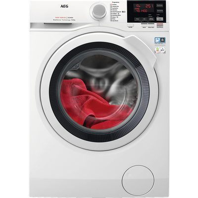 AEG DualSense Technology L7WEG161R 10Kg / 6Kg Washer Dryer with 1600 rpm - White - A Rated