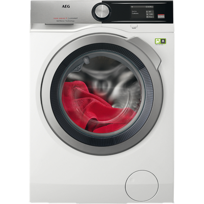 AEG Softwater Technology L9FEA966C Wifi Connected 9Kg Washing Machine with 1600 rpm - White - A+++ Rated