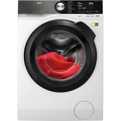 AEG L9FEB969C Wifi Connected 9Kg Washing Machine with 1600 rpm - White - A+++ Rated