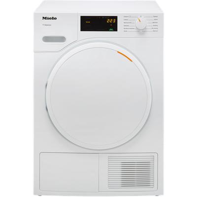 Miele T1 TSB143WP 7Kg Heat Pump Tumble Dryer - White - A++ Rated