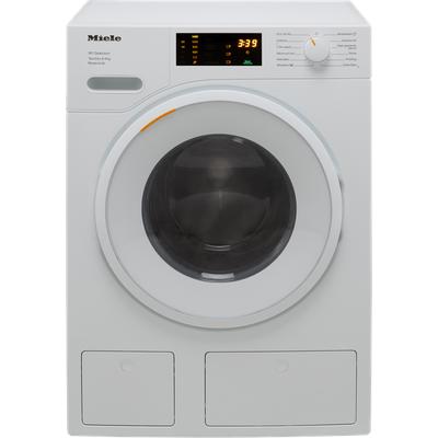 Miele W1 WSD663 8Kg Washing Machine - White - A Rated