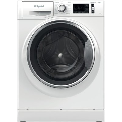 Hotpoint ActiveCare NM111064WCAUKN 10Kg Washing Machine with 1600 rpm - White - C Rated