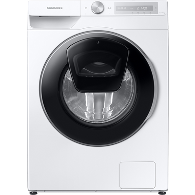 """Samsung Series 6 AddWashâ""""¢ AutoDoseâ""""¢ WW90T684DLH Wifi Connected 9Kg Washing Machine with 1400 rpm - White - A Rated"""