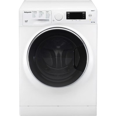 Hotpoint RD964JDUKN 9Kg / 6Kg Washer Dryer with 1400 rpm - White - A Rated