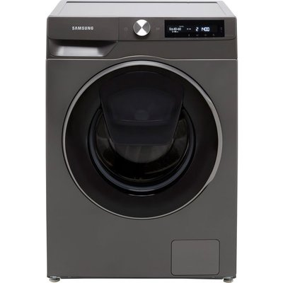 """Samsung Series 6 AddWashâ""""¢ AutoDoseâ""""¢ WW80T684DLN Wifi Connected 8Kg Washing Machine with 1400 rpm - Graphite - B Rated"""