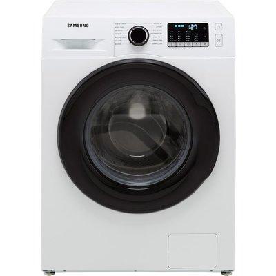 "Samsung Series 5 ecobubbleâ""¢ WW80TA046AE 8Kg Washing Machine with 1400 rpm - White - B Rated"
