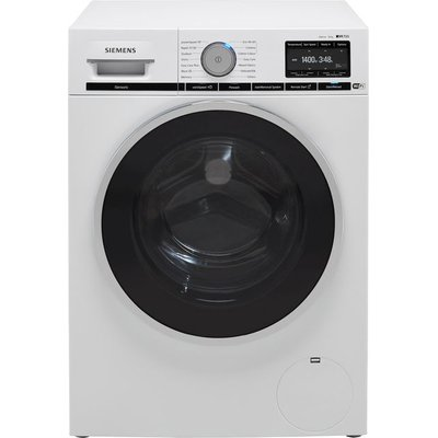 Siemens IQ-700 WM14XGH4GB Wifi Connected 10Kg Washing Machine with 1400 rpm - White - C Rated