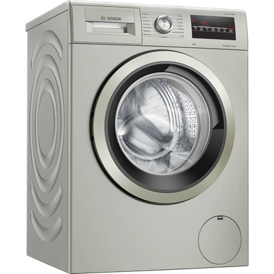 Bosch Serie 4 WAN282X1GB 8Kg Washing Machine with 1400 rpm - Silver - A+++ Rated
