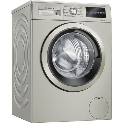 Bosch Serie 6 WAU28TS1GB 9Kg Washing Machine with 1400 rpm - Silver - A+++ Rated