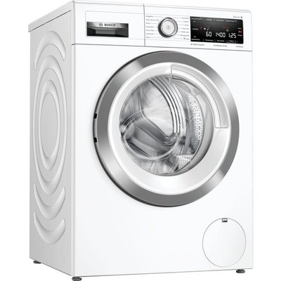 Bosch Serie 8 WAV28MH3GB 9Kg Washing Machine with 1400 rpm - White - A+++ Rated