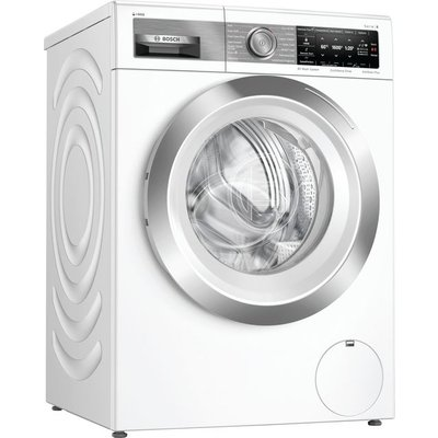 """Bosch Serie 8 i-Dosâ""""¢ WAX32EH1GB Wifi Connected 10Kg Washing Machine with 1600 rpm - White - A+++ Rated"""
