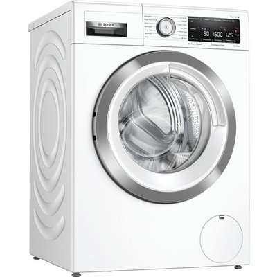 Bosch Serie 8 WAX32MH9GB Wifi Connected 9Kg Washing Machine with 1600 rpm - White - A+++ Rated