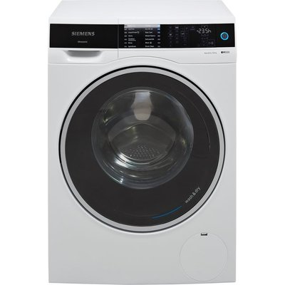 Siemens IQ-500 WD14U521GB 10Kg / 6Kg Washer Dryer with 1400 rpm - White - E Rated