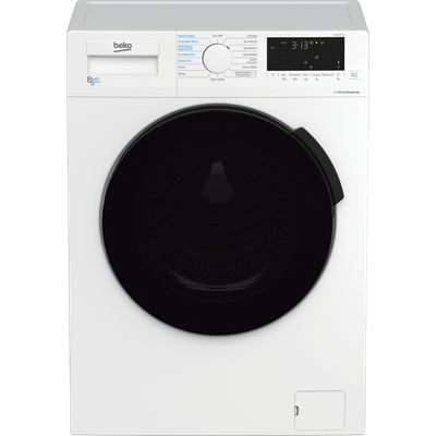 Beko WDL854431W 8Kg / 5Kg Washer Dryer with 1400 rpm - White - A Rated