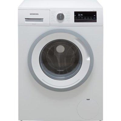 Siemens IQ-300 WM12N202GB 8Kg Washing Machine with 1200 rpm - White - C Rated
