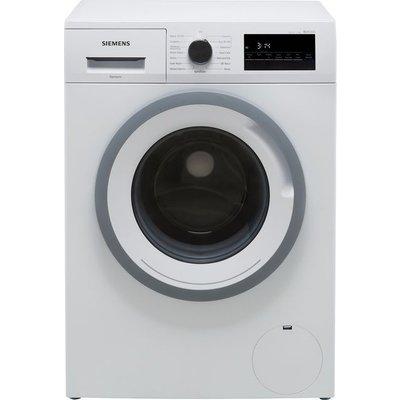 Siemens IQ-300 WM14N202GB 8Kg Washing Machine with 1400 rpm - White - C Rated