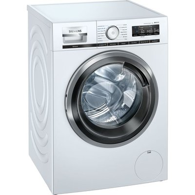 Siemens IQ-500 WM14VPH3GB Wifi Connected 9Kg Washing Machine with 1400 rpm - White - A+++ Rated