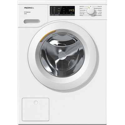 Miele W1 WSA023 7Kg Washing Machine with 1400 rpm - White - A+++ Rated