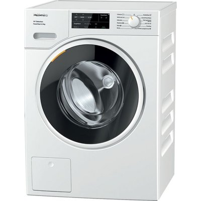 Miele T1 TSJ663WP Wifi Connected 9Kg Heat Pump Tumble Dryer - White - A+++ Rated