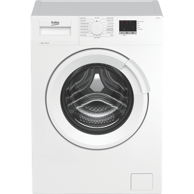 Beko WTL82051W 8Kg Washing Machine with 1200 rpm - White - A+++ Rated