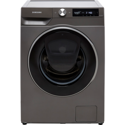 """Samsung Series 6 AddWashâ""""¢ AutoDoseâ""""¢ WW10T684DLN Wifi Connected 10.5Kg Washing Machine with 1400 rpm - Graphite - A Rated"""