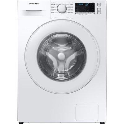 "Samsung ecobubbleâ""¢ WW70TA046TE 7Kg Washing Machine with 1400 rpm - White - A+++ Rated"