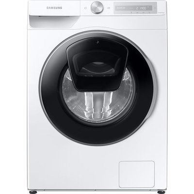 "Samsung AddWashâ""¢ AutoDoseâ""¢ WW80T684DLH Wifi Connected 8Kg Washing Machine with 1400 rpm - White - A+++ Rated"