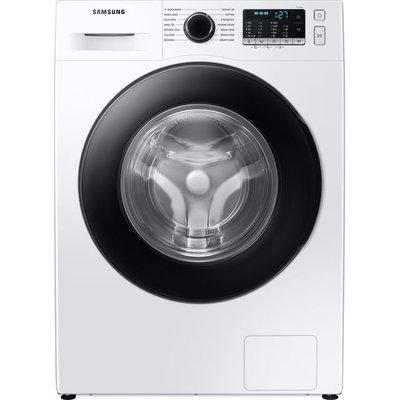 "Samsung ecobubbleâ""¢ WW80TA046AE 8Kg Washing Machine with 1400 rpm - White - A+++ Rated"
