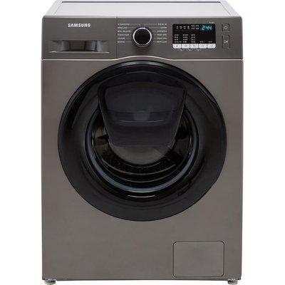 "Samsung Series 5 AddWashâ""¢ WW90T4540AX 9Kg Washing Machine with 1400 rpm - Graphite - D Rated"