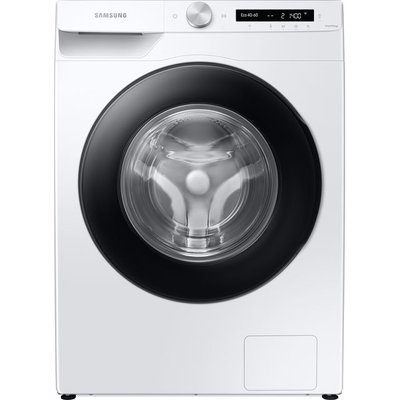 """Samsung AutoDoseâ""""¢ WW90T534DAW Wifi Connected 9Kg Washing Machine with 1400 rpm - White - A+++ Rated"""
