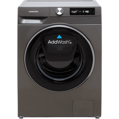 """Samsung Series 6 AddWashâ""""¢ AutoDoseâ""""¢ WW90T684DLN Wifi Connected 9Kg Washing Machine with 1400 rpm - Graphite - A Rated"""