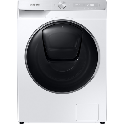 "Samsung QuickDriveâ""¢ WW90T986DSH Wifi Connected 9Kg Washing Machine with 1600 rpm - White - A+++ Rated"