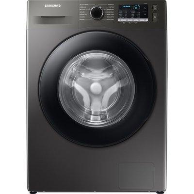 "Samsung ecobubbleâ""¢ WW90TA046AX 9Kg Washing Machine with 1400 rpm - Graphite - A+++ Rated"