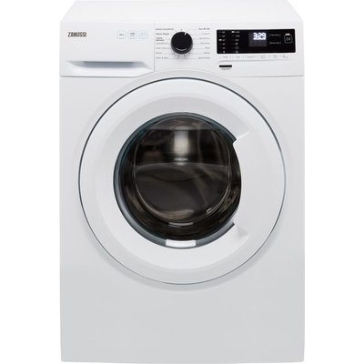Zanussi ZWF144A2PW 10Kg Washing Machine with 1400 rpm - White - D Rated