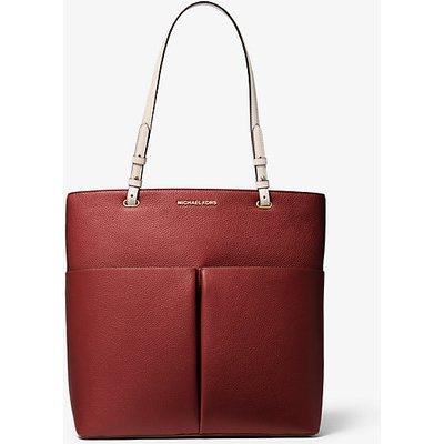 MICHAEL KORS Shopper Bedford Large Aus Gekrispeltem Leder Mit Aufgesetzter Tasche