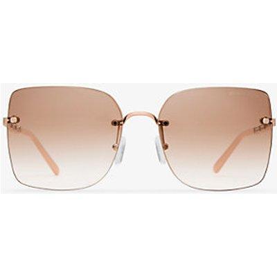 MK Aurelia Sunglasses - Rotgoldton(Rotgoldton) - Michael Kors