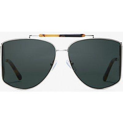 MK Nash Sunglasses - Green/silver - Michael Kors