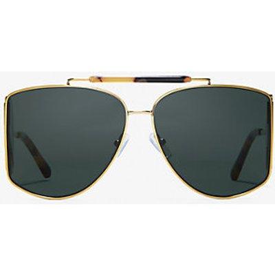 MK Nash Sunglasses - Green/gold - Michael Kors
