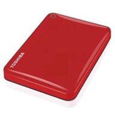 Toshiba Canvio Connect II Hard Drive USB 3 0 and 2 0   HDTC830ER3CA - 04051528174724