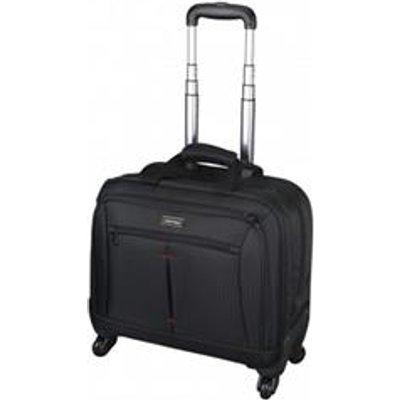 Lightpak Star Business Trolley With 15in Laptop Case Nylon   46116 - 04021068461165