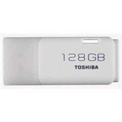 Toshiba TM U202 USB Drive 128GB White   THN U202W1280E4 - 04047999400141