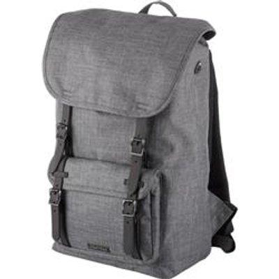 LightPak Backpack Rider Grey   46161   46161 - 04021068461615