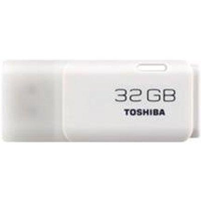 Toshiba TM U202 USB Drive 32GB White   THN U202W0320E4 - 04047999400127